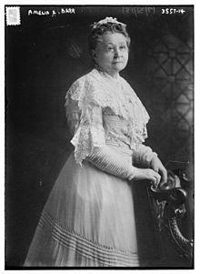 Amelia Edith Huddleston Barr