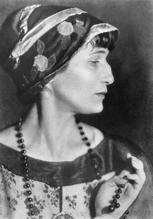 Anna Akhmatova