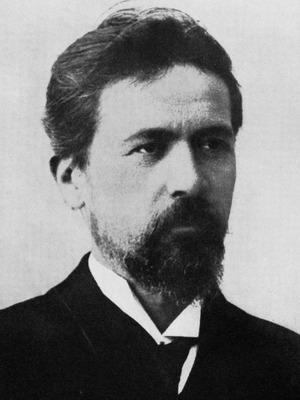 Antón Pavlovich Chéjov