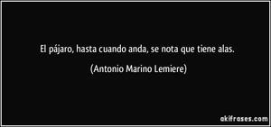 Antonio Marino Lemiere