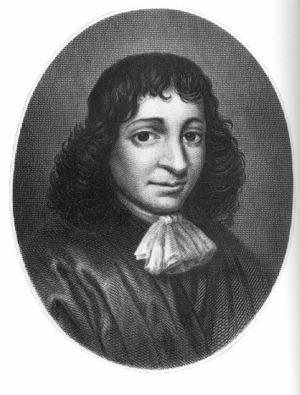 Baruch Benedict Spinoza