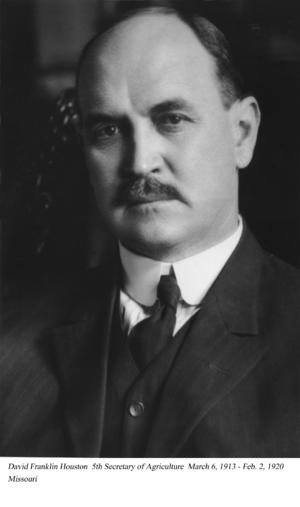 David F. Houston