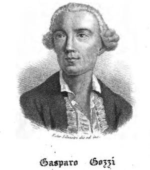 Gasparo Gozzi