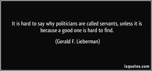 Gerald F. Lieberman
