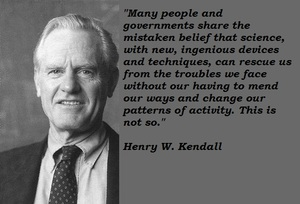 Henry W. Kendall