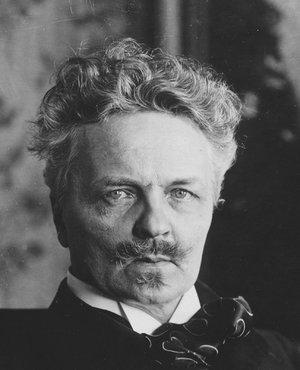 Johann August Strindberg