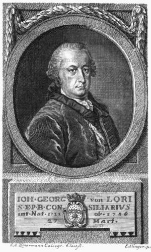 Johann Georg Zimmermann