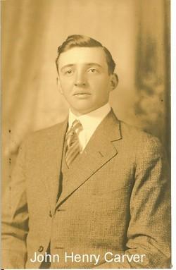 John Henry Carver
