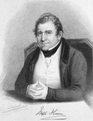 Joseph Hume