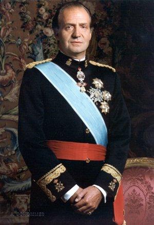 Juan Carlos I Rey de España