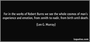 Len G. Murray