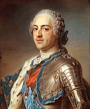 Luis XV de Francia