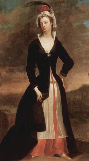 Mary Wortley