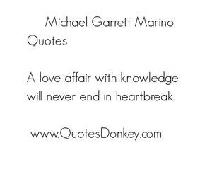 Michael Garrett Marino