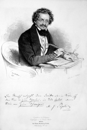 Moritz Gottlieb Saphir