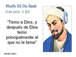 Muslih-Ud-Din Saadi