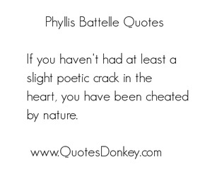 Phyllis Battelle