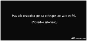Proverbio estoniano