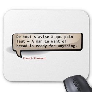 Proverbio francés