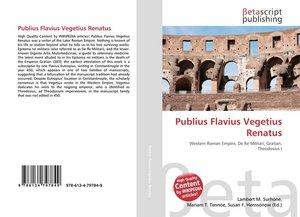 Publius Flavius Vegetius Renatus