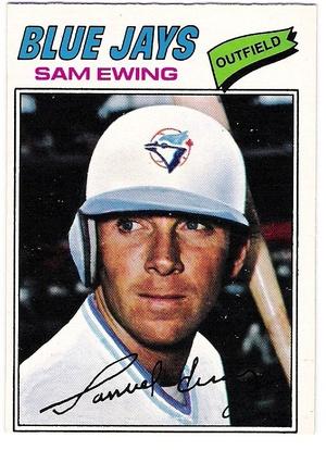 Sam Ewing