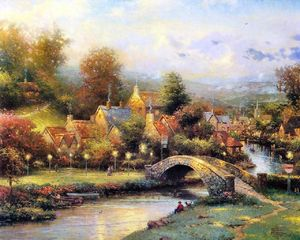 Thomas Kincade