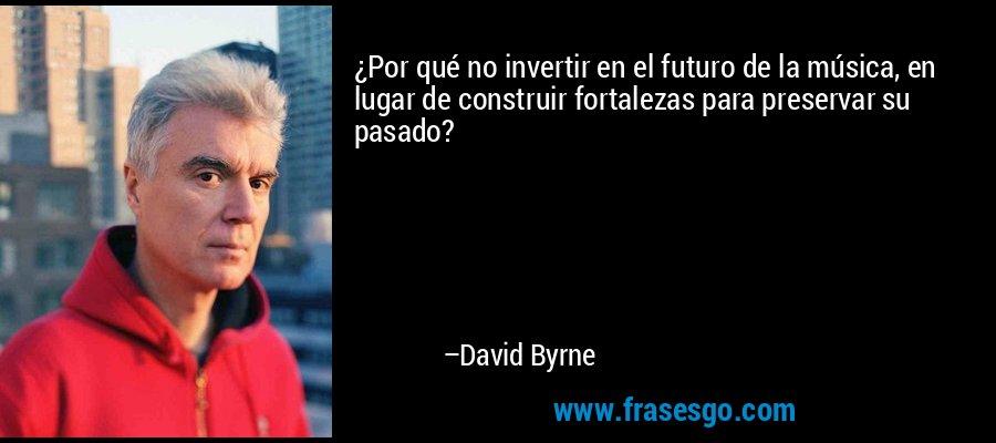 invertir en futuro: