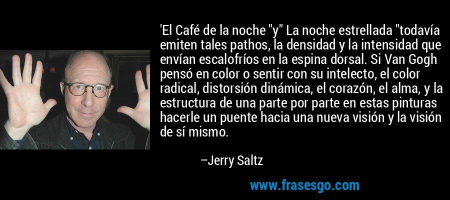 'El Café de la noche