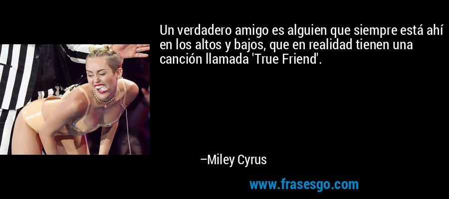 Miley Cyrus Cancion Amigo Gay