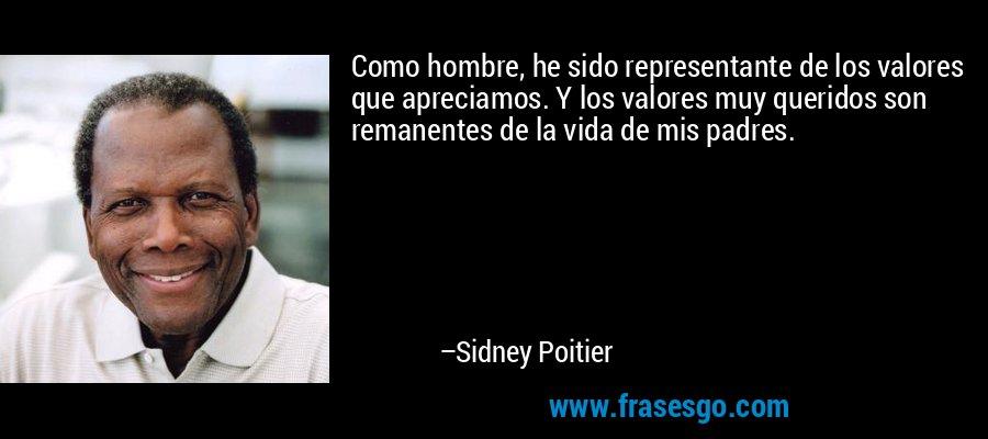 Resultado de imagen de Frases de Sidney Poitiers
