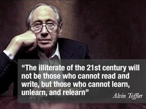 Alvin Toffler