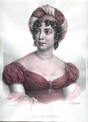 Anne Louise Germaine de Stael