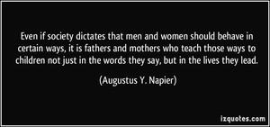 Augustus Y. Napier