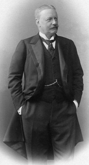 Bernhard von Bulow