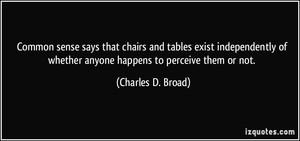 Charles D. Broad