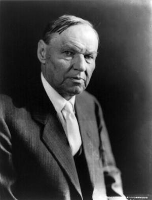 Clarence S. Darrow