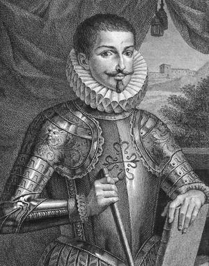 Conde de Chesterfield