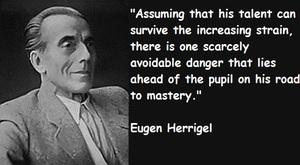 Frases De Eugen Herrigel