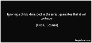 Fred G. Gosman