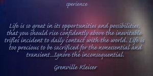 Grenville Kleiser