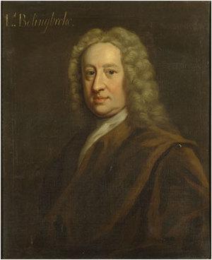 Henry St. John