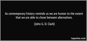 John G. D. Clark