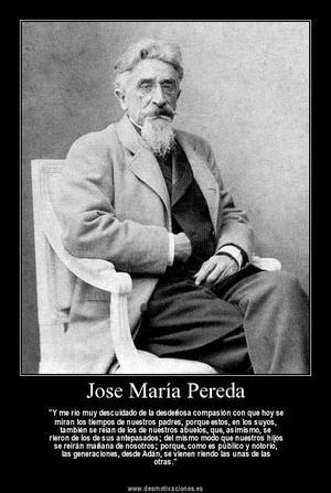 Jose María de Pereda
