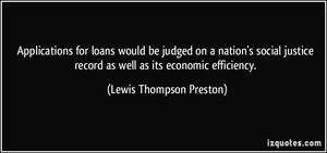 Lewis Thompson Preston