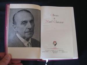 Noel Clarasó