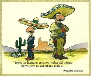 Proverbio mexicano