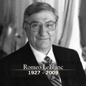 Romeo LeBlanc