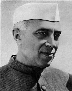 Sri Pandit Jawaharlal Nehru