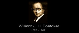 William J. H. Boetcker