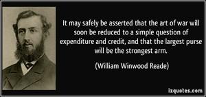 William Winwood Reade